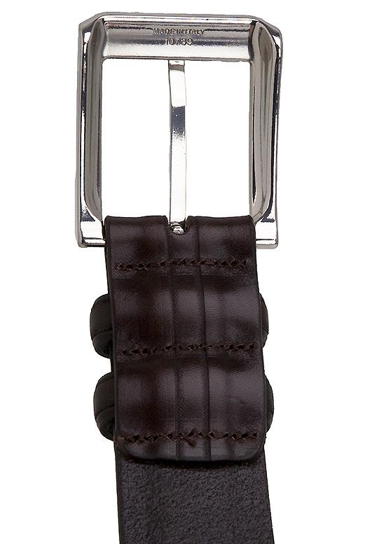details about hugo boss black herren jeans g rtel braun leder leather. Black Bedroom Furniture Sets. Home Design Ideas